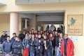 Εκπαιδευτική εκδρομή φοιτητών Τμήματος Γεωγραφίας Πανεπιστημίου Αιγαίου στο Παγκόσμιο Γεωπάρκο Χελμού-Βουραϊκού