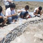 Εκπαιδευτικό πρόγραμμα συντήρησης απολιθωμάτων