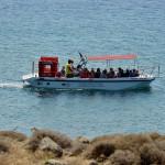 Θαλάσσια διαδρομή με το σκάφος με γυάλινο πυθμένα στο Θαλάσσιο Πάρκο Νησιώπης_s