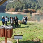 Φωτο 1_Ομάδα ξενάγησης στη λίμνη Τσιβλού_s